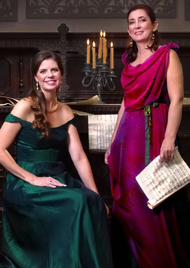 Deux - Classical Vocal Duo with Musical Offerings