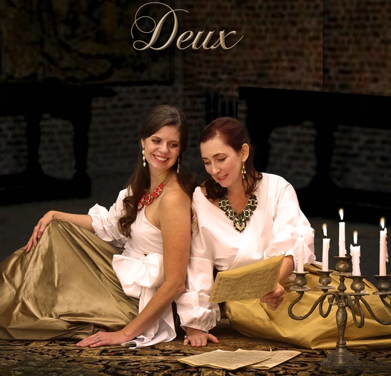 Deux - Classical Vocal Duo with Music on the Move
