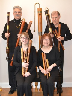 The San Antonio Recorder Quartet