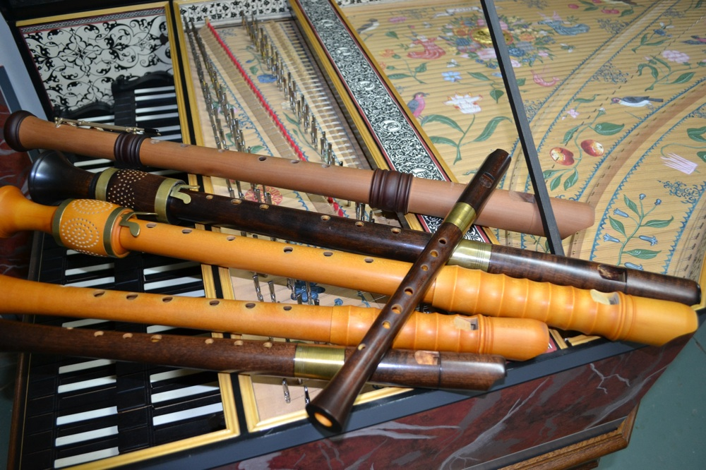 Music for Renaissance Recorders, Virginal and Harpsichord